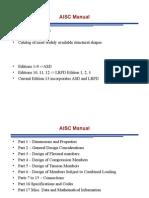 AISC Manual