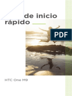 Guía rápida HTC 9