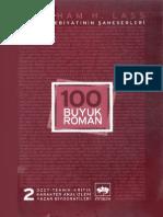 Abraham H. Lass - 100 Büyük Roman 2