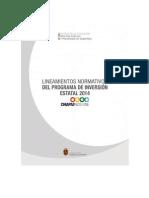 2.-Lineamientos Normativos de inversión 2014.pdf