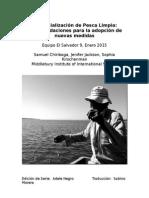 Pesca Limpia - Final in Spanish