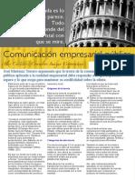 Investigación 4. Comunicación empresarial pública