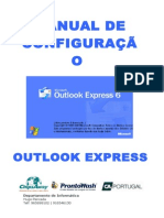 Manual Configuração Outlook Express