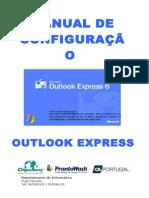 Manual Configuração Outlook Express