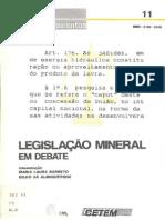 Legislação Mineral - Cópia