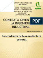 Antecedentes de La Manuf Occidental