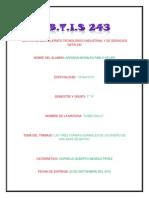 Modelo de Datos Pablo2
