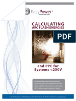 Calculating Arc Flash 2015