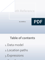 Xpath Reference
