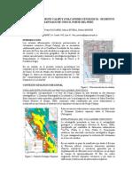 Geología Del Grupo Calipuy (Volcanismo Cenozoico) - Segmento
