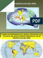 Vision Geopolitica Del Peru , Elementos