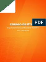 Código de Ética - Diputados Ciudadanos