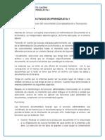 235408996 ACTIVIDAD 1 SENA Administracion Documental en El Entorno Laboral