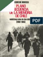 Plano secuencia de la memoria de Chile