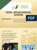 Delincuencia Juvenil.pptx [Autoguardado]