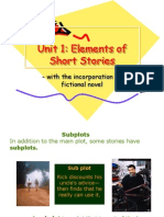 weebly short stories ppt