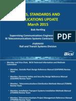 Codes Standards Update 3