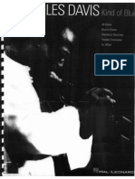 Miles Davis - Kind of Blue 1959 Songbook