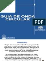 Guía de Onda Circular