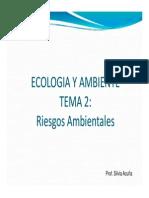 Tema Nº 2 Ecologia 2014