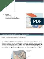 Instalaciones hidráulicas y sanitarias