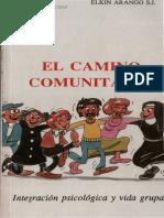 Arango, Elkin - El Camino Comunitario