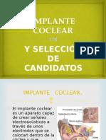 Ultimo Diapo Implante Coclear 1