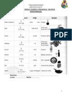 Guia de 2º Medio Quimica Orgánica