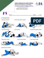 Exame Faixa Roxa Judo Edilson