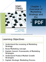 Chapter 1 - Strategic Marketing