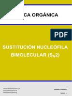Substitucion Nucleofilica Bimolecular