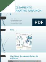 Procesamiento Alternativo Para Mch 1 2