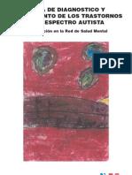 Guia de Diagnostico y Tratamiento de Los Trastornos Del Espectro Autista Madrid