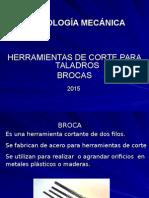 Brocas Para Taladrado Mecanico 2015