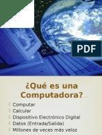 Computadoras Aplicaciones