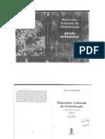 Dimensões Culturais Da Globalização (caps. 1, 2, 3)