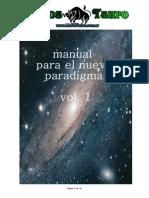 Anonimo - Manual Para El Nuevo Paradigma Volumen 1.pdf