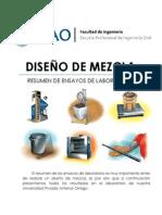Lab08 - Resumen de Ensayos Laboratorio (UPAO) - TECNOCO