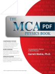 MCAT Physics Book, The - Biehle, Garrett [SRG]