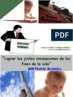 Derechos Humanos- Claver Torres. 2015-II.