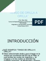 Tango de Orilla a Orilla