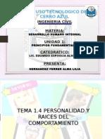 1.4personalidad y raices del comportamiento.pptx