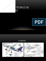Desenho Técnico de Aeronaves