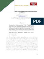 Uso de Las Distribuciones de Probabilidad en La Simulacion de Sistemas Productivos