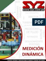 Catalogo Medicion Dinamica Syz Control de Fluidos