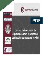 Intercambio de experiencias en torno a la implementación de Sistemas de Gestión de Investigación, Desarrollo e Innovación