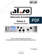 Also Dynax 2 User Manual