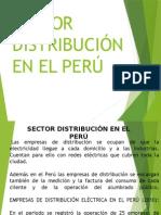 Sector Distribución