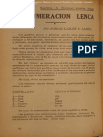 La Númeración Lenca