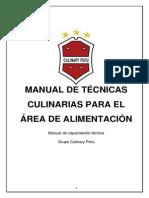 Manual de Técnicas Culinarias Para El Área de Alimentación 2015 (2)